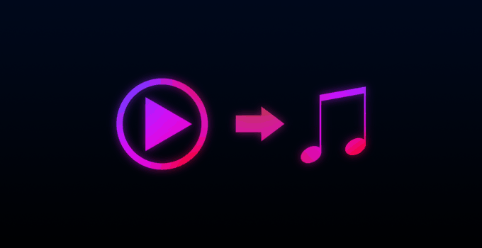 Video a Audio con audacity