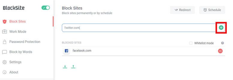 Cómo bloquear sitios web en Chrome