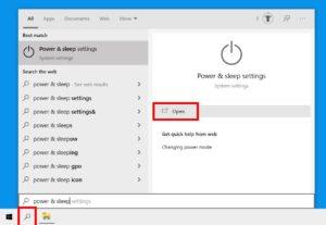 Cómo desactivar el modo de suspensión en un PC con Windows 10