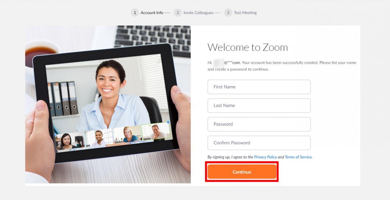 Cómo configurar una reunión con Zoom en un ordenador de sobremesa