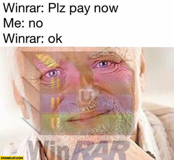 Meme Winrar