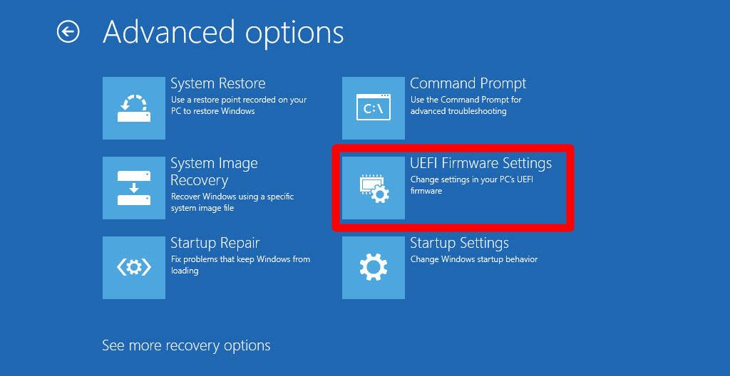 Cómo bajar de categoría a Windows 10