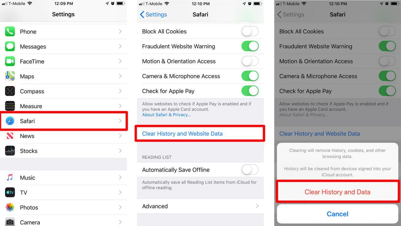 Cómo borrar la memoria caché de tu iPhone