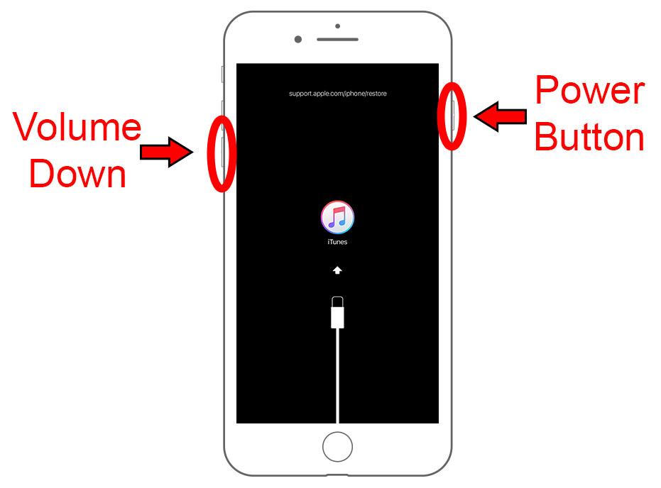Cómo desbloquear un iPhone sin la clave de acceso