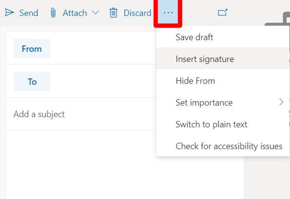 Cómo añadir una firma de correo electrónico en Outlook