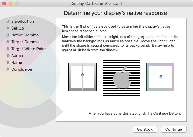 Cómo calibrar el monitor en un Mac
