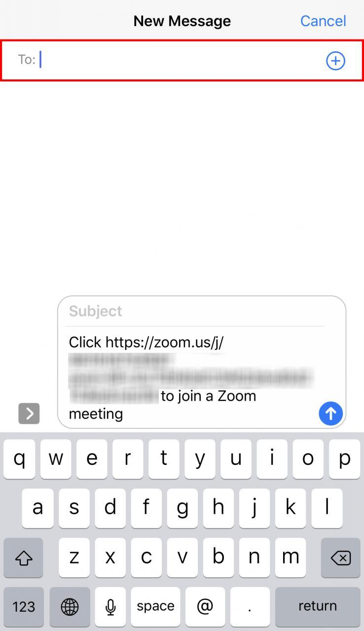 Cómo configurar una reunión de zoom en tu teléfono
